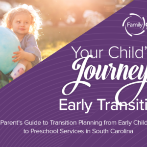 Your Childs Journy Early Transitions book